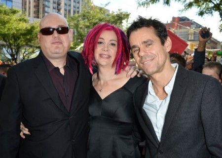 The Wachowskis and Tom Tyker