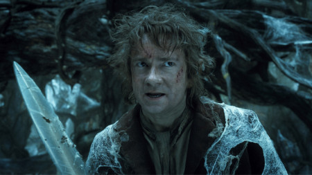 Martin Freeman is back as Bilbo Baggins in The Hobbit: The Desolation of Smaug (2013)
