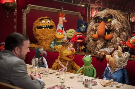 The gang's all here in Muppets Most Wanted (2014)